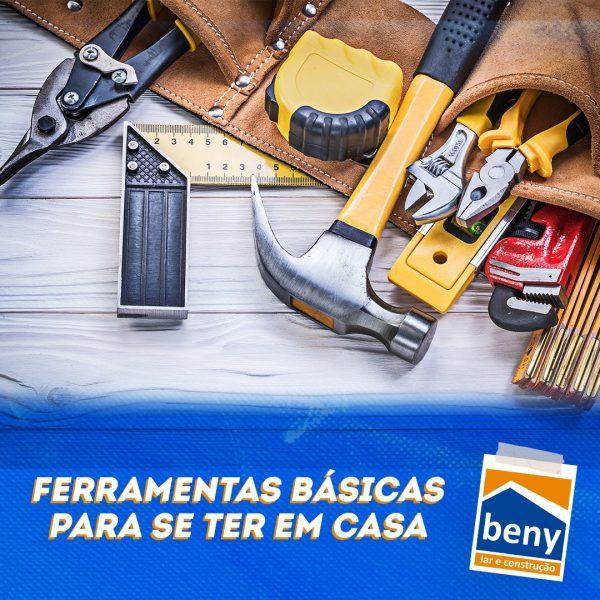 ferramentas básicas