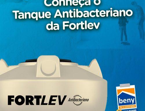 Conheça o Tanque Antibacteriano da Fortlev